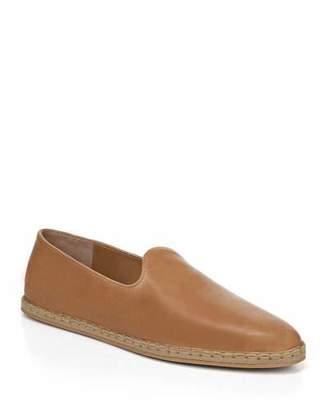 e9168840f13 Vince Malia Flat Foulard Leather Espadrille Loafers