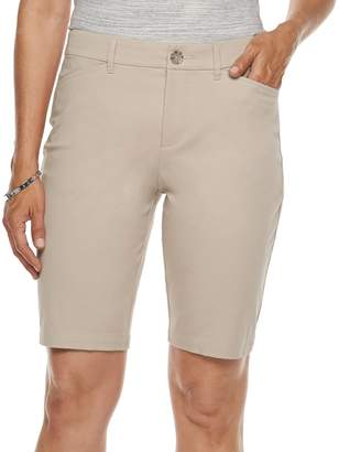 Croft & Barrow Petite Classic Bermuda Shorts
