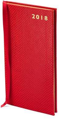 Aspinal of London Slim Pocket Leather Diary