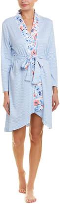 Carole Hochman Carol Hochman Short Wrap Robe