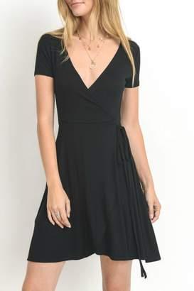 Mono B Side Tie Dress