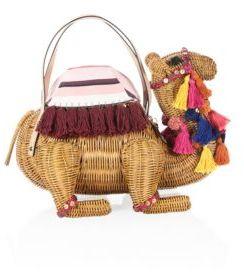 Kate SpadeKate Spade New York Spice Things Up Camel Wicker Basket