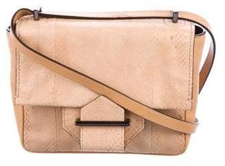 Reed Krakoff Snakeskin & Leather Standard Mini Shoulder Bag