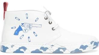 Del Toro Shoes x Eduardo Sarabia 'Chukka' hi-tops