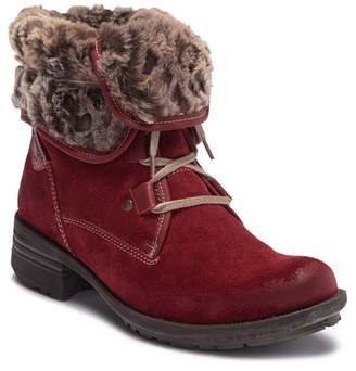 Josef Seibel Sandra 04 Faux Fur Boot
