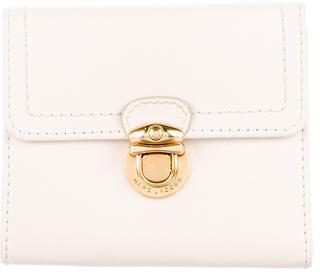 Marc JacobsMarc Jacobs Compact Leather Wallet
