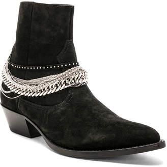 Amiri Western Chain Boot