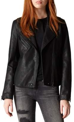 Blank NYC BLANKNYC Faux Leather Moto Jacket