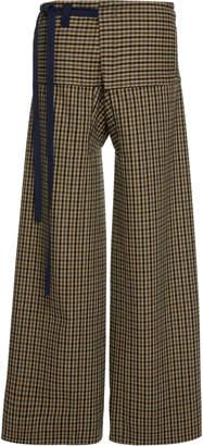 Acne Studios Paz Wool Trousers