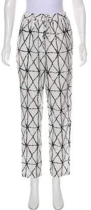 A.L.C. High-Rise Wide-Leg Pants
