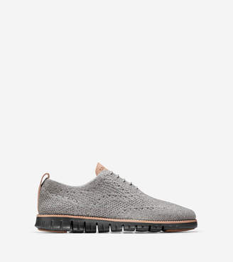 Cole Haan Men's ZERØGRAND Oxford with StitchliteTM Wool
