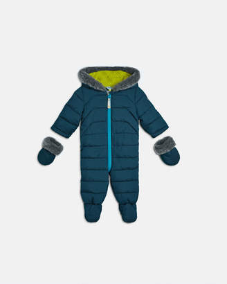 Ted Baker VELMAA Zipped snowsuit