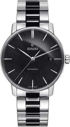 Rado Men's R22860152 Classic Analog Display Swiss Automatic Two Tone Watch
