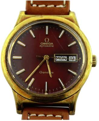 Omega Vintage Other Gold plated Watches