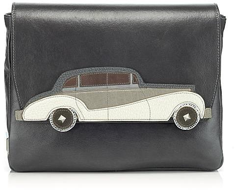 Marc Jacobs Collection Rolls Royce Fold-Over Clutch