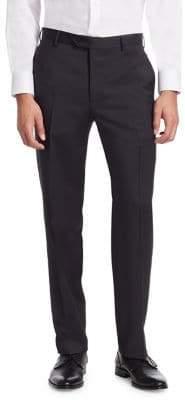 Emporio Armani Carryover Cotton Trousers