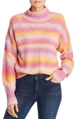 Rebecca Minkoff Brinkley Multicolor Striped Sweater
