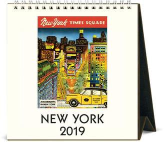 MoMA STORE (モマ ストア) - MoMA STORE 2019 デスクカレンダー ニューヨーク