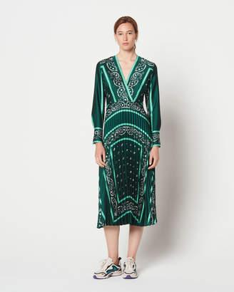 Sandro Cactus Dress