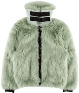 Nike Faux Fur Reversible Jacket 'Ambush Jade'