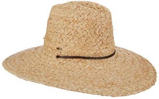 bba79a69eb647e Scala Raffia Lifeguard Sun Hat