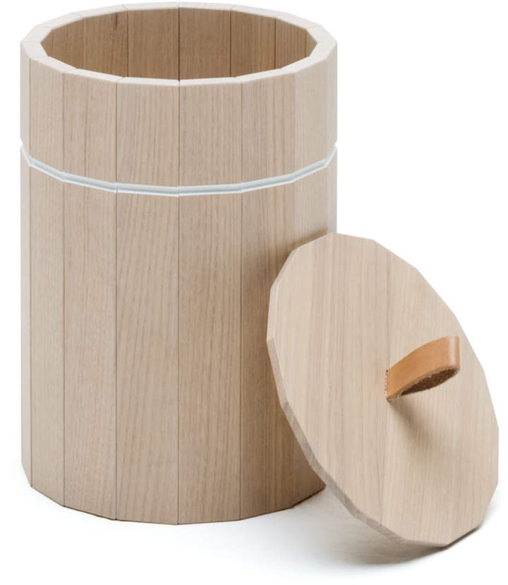 Karimoku New Standard - Colour Bin, medium / pale natural