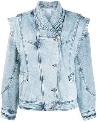 Isabel Marant oversized denim jacket