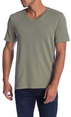 Agave Rust V-Neck Tee