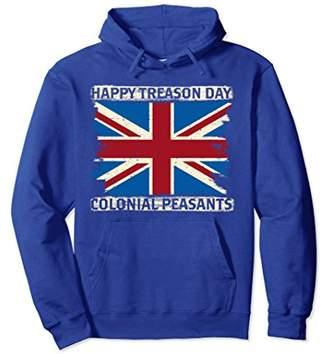 DAY Birger et Mikkelsen Happy Treason Colonial Peasants British Flag Hoodie