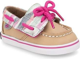 Sperry Girls' Bluefish Crib Jr. Boat Shoe