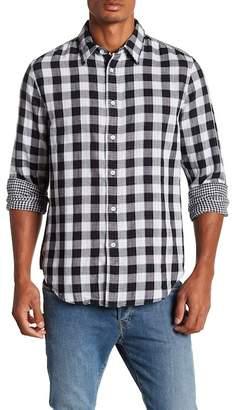 Rag & Bone Preston Buffalo Plaid Classic Fit Shirt