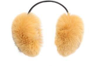 Anya Hindmarch Smiley Ear Muffs