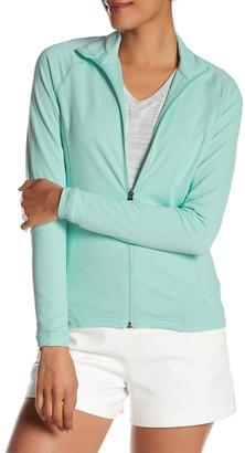Peter Millar Tamara Full Zip Solid Layer Jacket $109.50 thestylecure.com