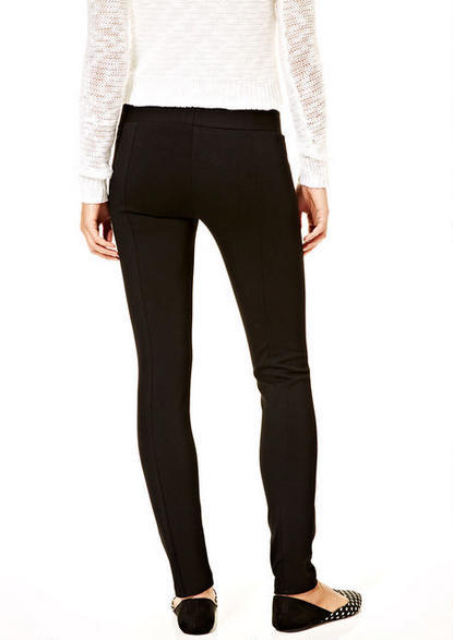 Delia's Sienna Stretch Skinnies with Zippers