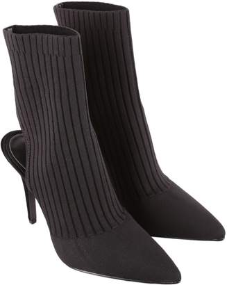 KENDALL + KYLIE Adrien Ribbed Knit Boots