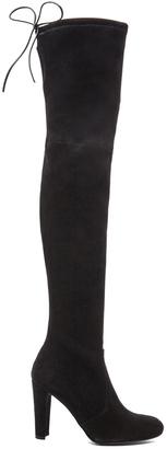 Stuart Weitzman Highland Suede Boots $798 thestylecure.com