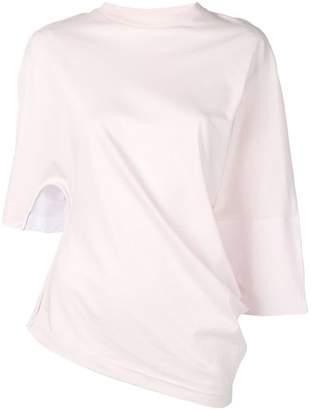 Marni oversized asymmetric T-shirt