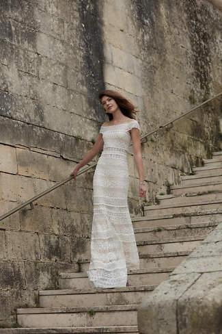 BHLDN Eira Gown