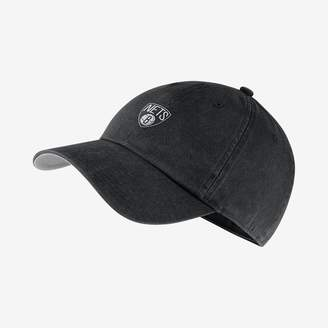Nike Brooklyn Nets Heritage86 NBA Hat