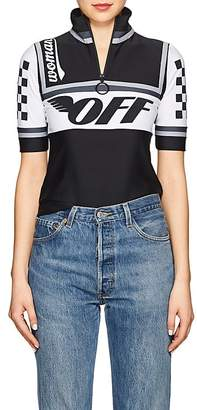 Women's Logo Cycling Top