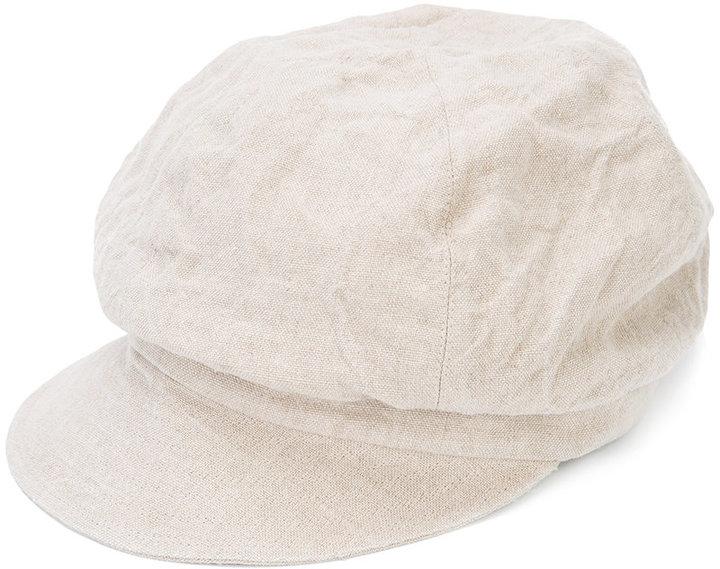 Horisaki Design & Handel linen cap