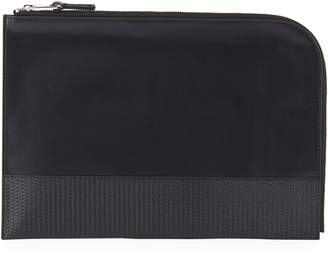 Neiman Marcus Men's Leather Portfolio Case