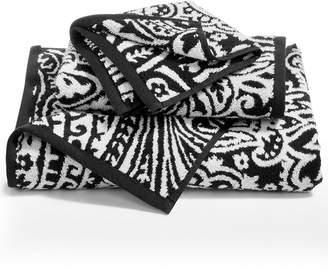Charter Club Elite Cotton Fashion Paisley Bath Towel, Created for Macy's