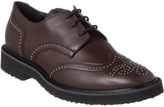 Giuseppe Zanotti Leather Oxford