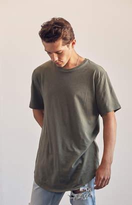 adidas Pacsun Notimo Nep Scallop T-Shirt