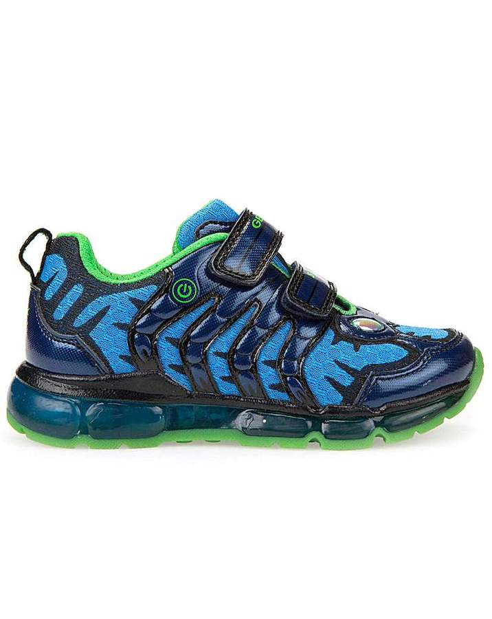 Junior Android Beetle Boys Trainers