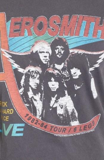 Women's Junk Food Aerosmith Tee 2