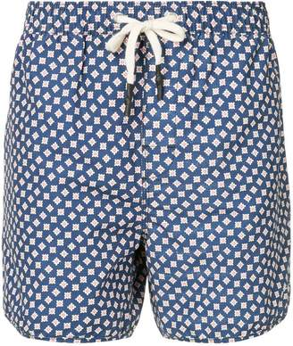 The Upside patterned shorts