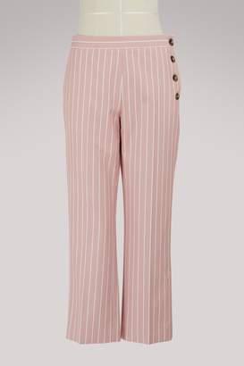 Victoria Beckham Victoria Striped pants