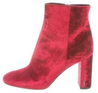 1e87fe9d611 Saint Laurent Babies Boots - ShopStyle